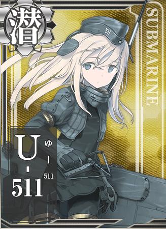 U-511 Card