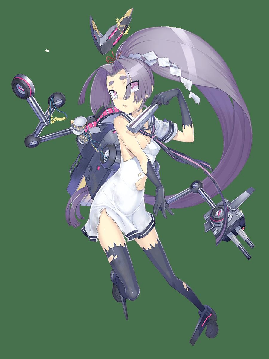 Hatsuharu Full Damaged