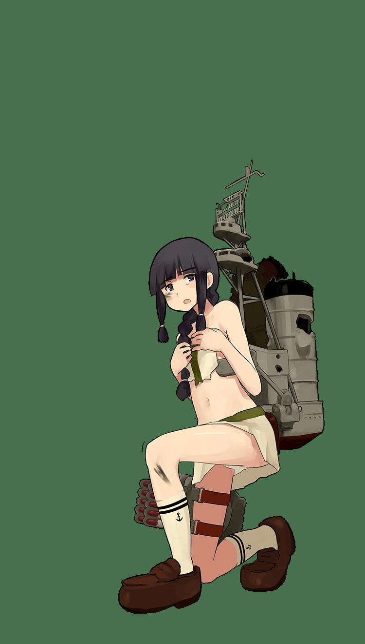 Kitakami Kai Ni Full Damaged