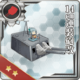 14cm Twin Gun Mount Kai 310 Card