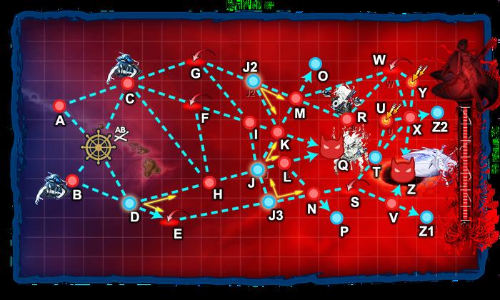 Spring 2019 Event E-5 Map