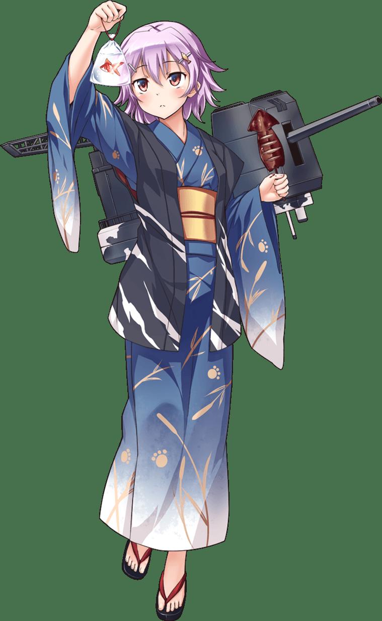 Tama Yukata Full