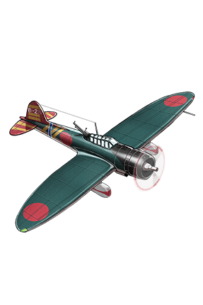Type 99 Dive Bomber (Egusa Squadron) 099 Equipment