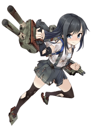 Asashio Full Damaged