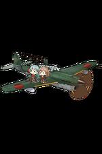 Suisei Model 12 (w Type 31 Photoelectric Fuze Bombs) 320 Full