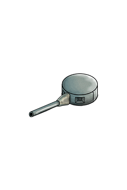 15.2cm Single Gun Mount 011 Equipment