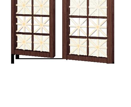Air raid resistant window