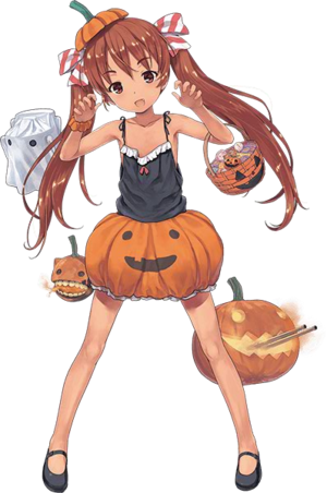 DD Libeccio Halloween 959 Full