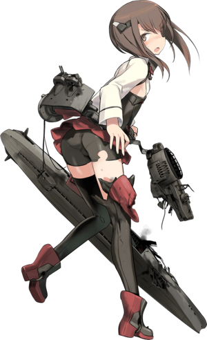 Taihou Full Damaged