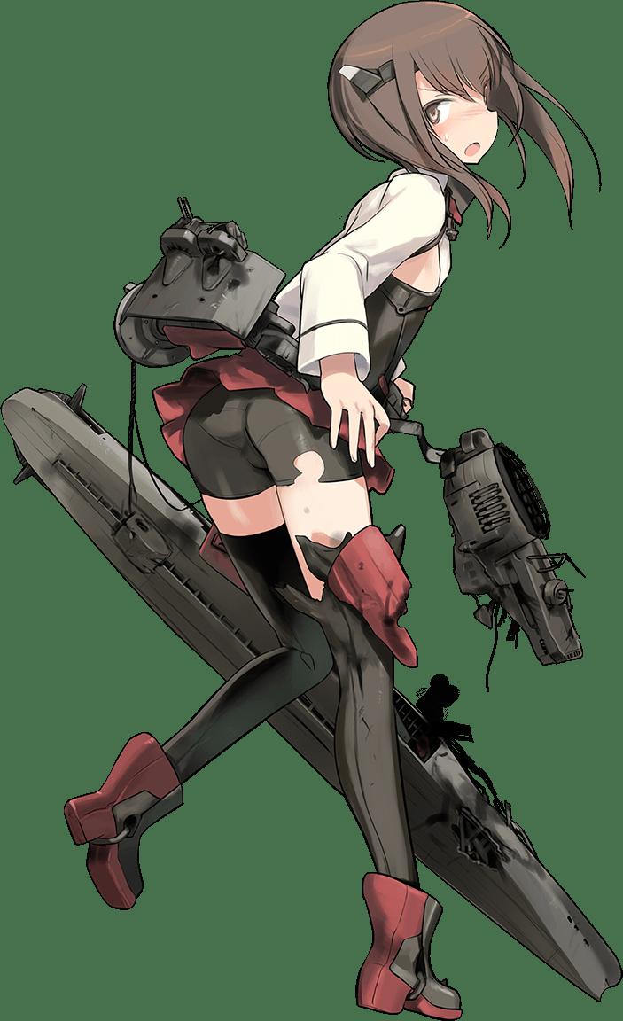 Taihou Full Damaged