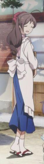 Anime Mamiya