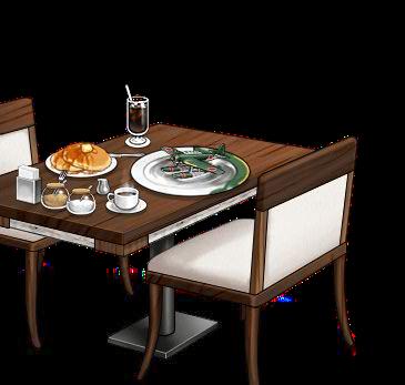 Café Table Set Zuiun