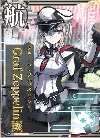 Graf Zeppelin Kai Card