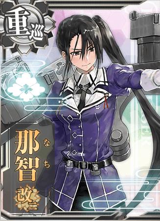 Nachi Kai Ni Card