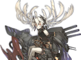 Abyssal Crane Princess