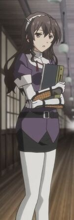 Anime Ashigara