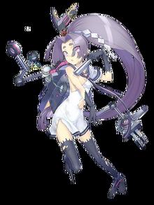 DD Hatsuharu 038 Full Damaged