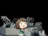 25mm三連裝機銃 集中配備