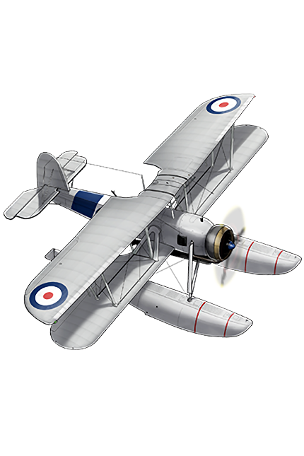 Swordfish (Seaplane Model) 367 Equipment