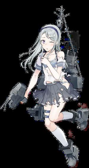 DD Sagiri 480 Full Damaged