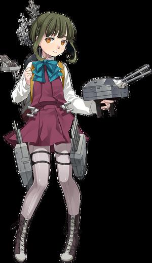 Takanami Kai Full