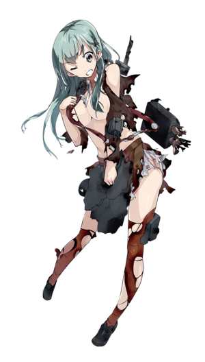 Suzuya Kai Full Damaged