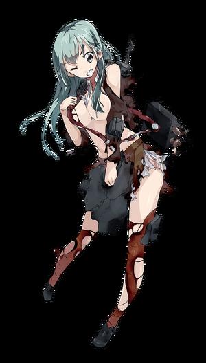 Suzuya Kai Full Damaged