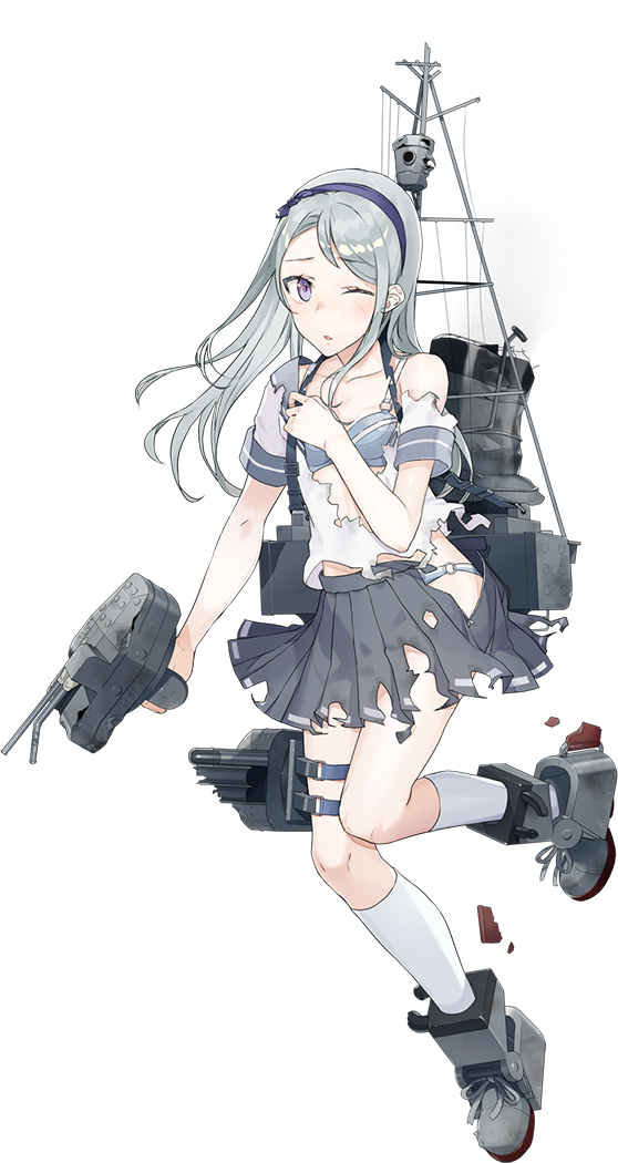 Sagiri Full Damaged