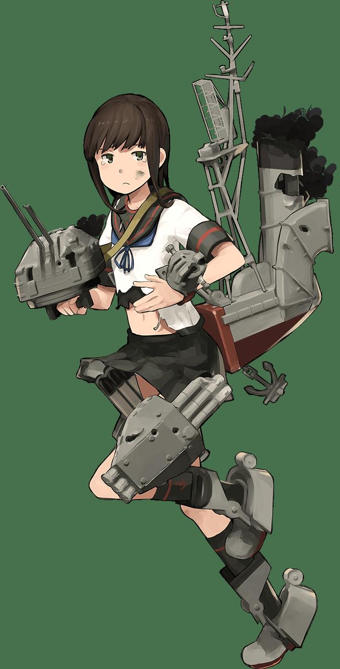 Fubuki Kai Ni Full Damaged