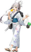 Asashimo Yukata Full