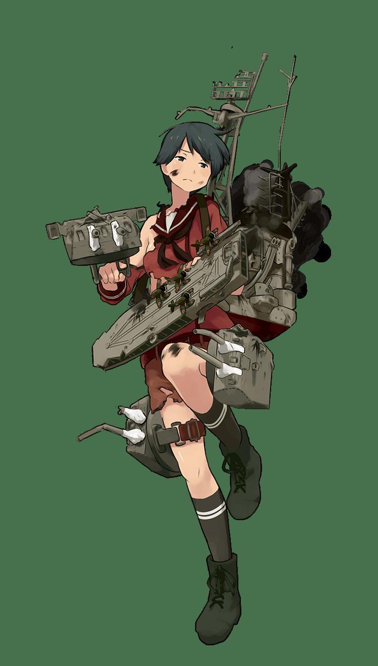 Mogami Kai Full Damaged