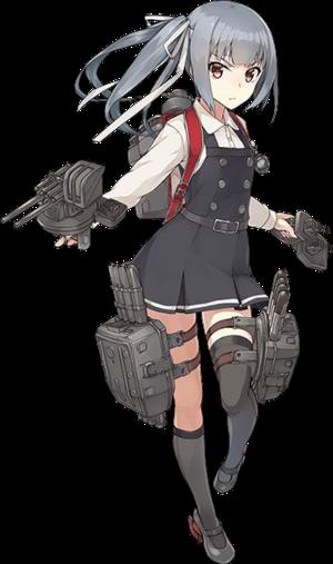 DD Kasumi Kai Ni B 470 Full