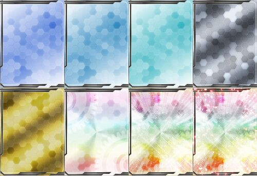 Rarity colors