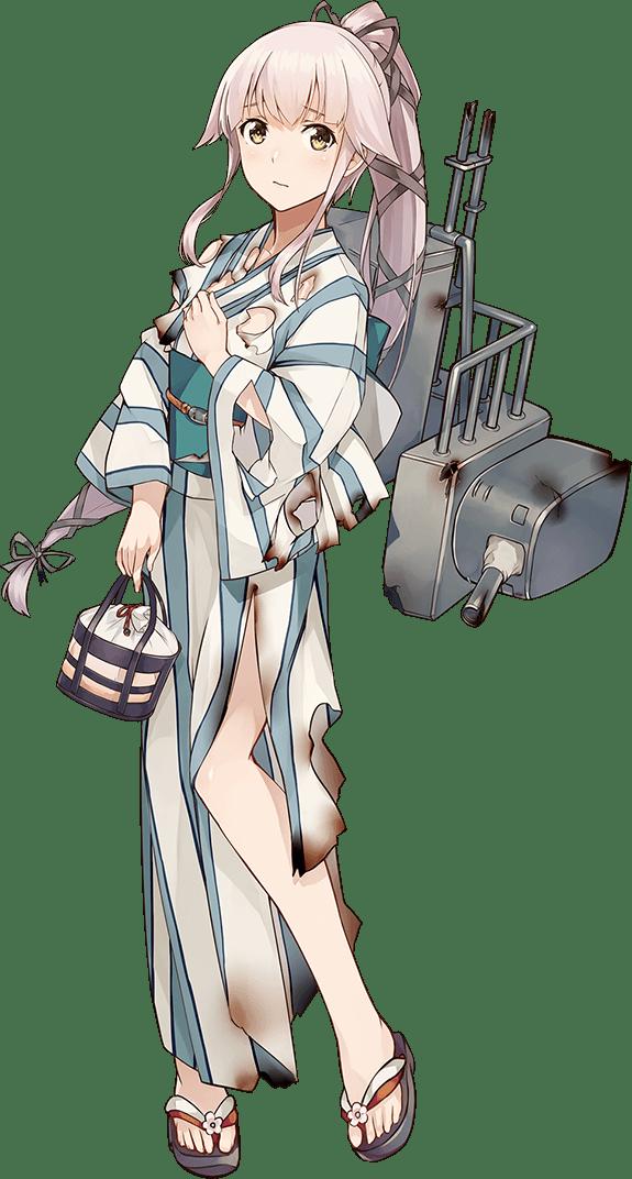 Yura Yukata Full Damaged