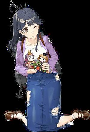 Ushio Hinamatsuri Full Damaged