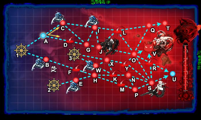 Spring 2019 Event E-4 Map