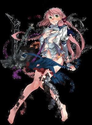 AR Akashi 182 Full Damaged