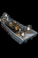 Daihatsu Landing Craft (Type 89 Medium Tank & Landing Force) 166 Full