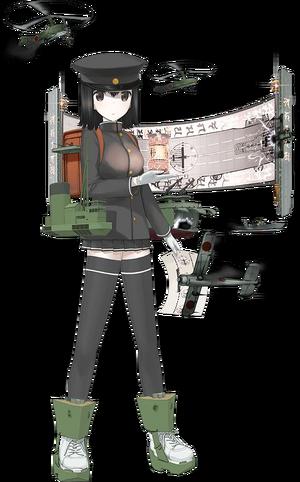 LHA Akitsu Maru Kai 166 Full