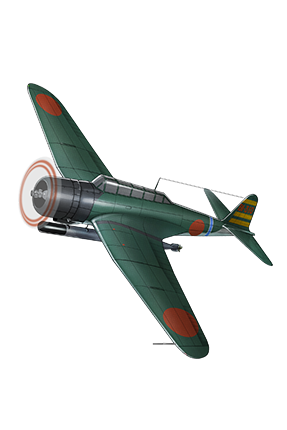 Type 97 Torpedo Bomber (Tomonaga Squadron) 093 Equipment