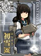 Hatsuyuki Kai Card