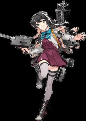 Naganami Kai Ni Full