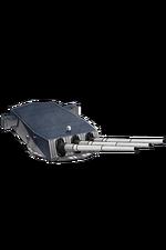 16inch Triple Gun Mount Mk.7 161 Equipment