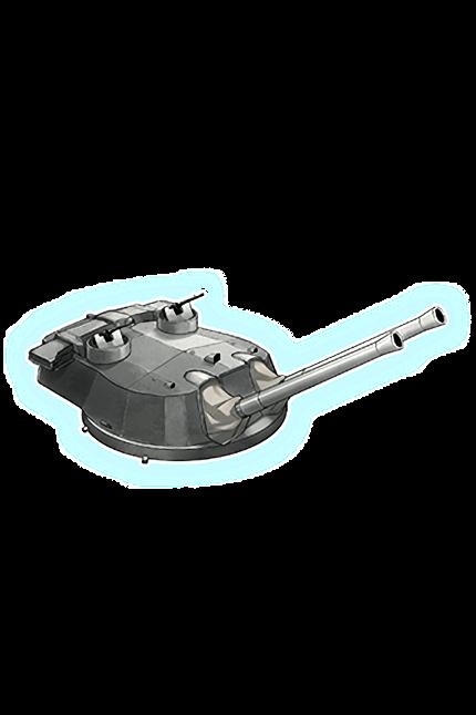 38.1cm Mk.I N Twin Gun Mount Kai 192 Equipment
