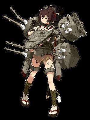 Ise Kai Full Damaged