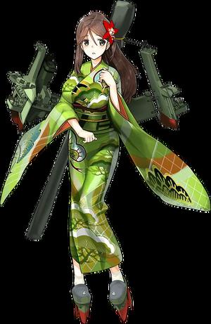 CV Amagi 331 Full