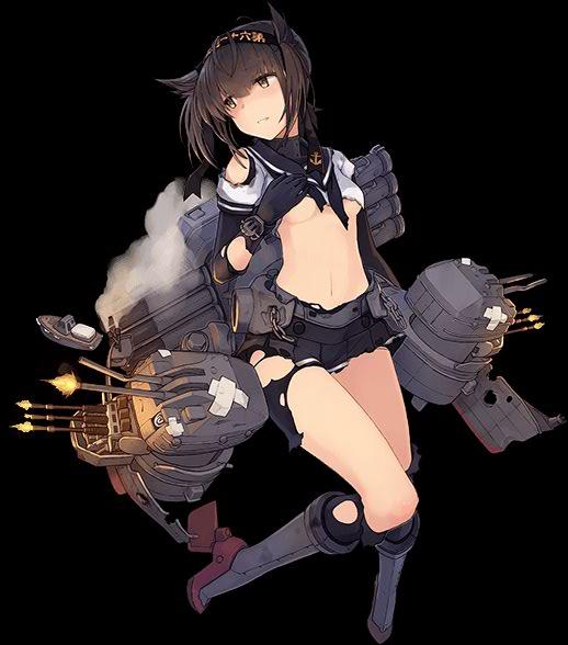 DD Hatsuzuki 423 Full Damaged