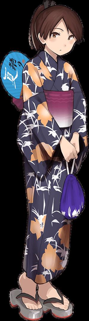 Shikinami Yukata Full
