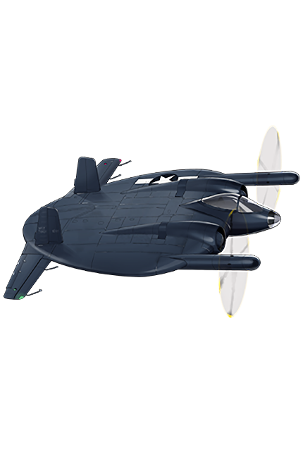 XF5U 375 Equipment