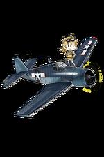 F6F-3 205 Full